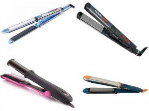 Утюжок для выпрямления и завивки волос