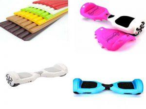Аксессуары для защиты гироскутера: бамперы, накладки на корпус, силиконовый чехол