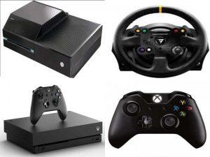Аксессуары для приставки Microsoft Xbox One