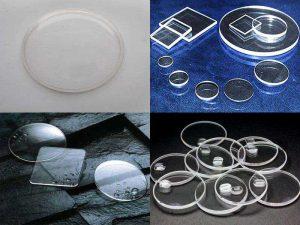 Стёкла для часов: пластик, минеральное стекло, искусственный сапфир