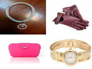 Аксессуары Avon: браслет, часы, кошелёк, перчатки