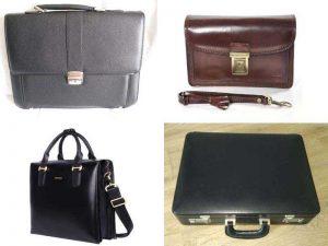 Аксессуары для мужчин: портфель, кейс, борсетка, портфель-планшет