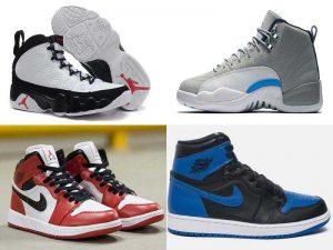 Кроссовки Air Jordan