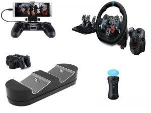 Аксессуары для игровой приставки Sony PlayStation 4