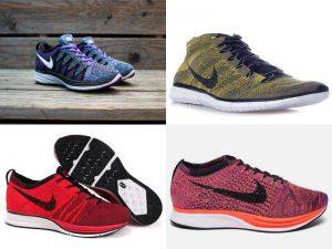 Кроссовки Nike Flyknit