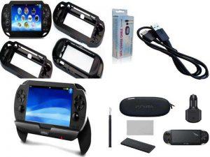 Аксессуары для приставки Sony PlayStation Vita
