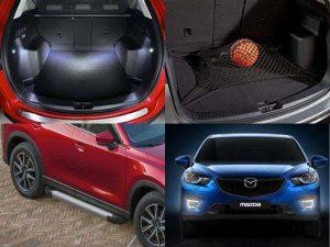 Аксессуары для Mazda CX5