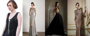Аксессуары для одежды: вечерний стиль