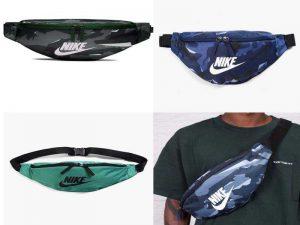 Сумка на пояс Nike Sportswear Heritage Hip Pack