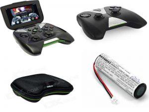 Аксессуары для игровой приставки NVIDIA Shield Portable