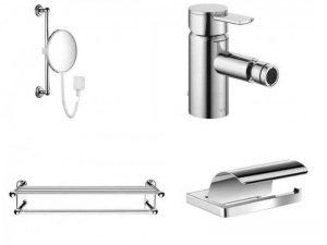 Линейки аксессуаров для ванной Keuco: Astor, Plan, Smart, Collection Moll