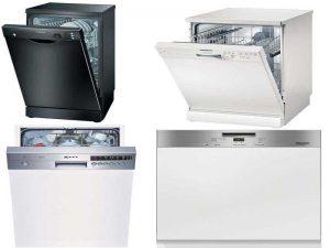 Посудомоечные машины: Bosch, Siemens, Neff, Miele