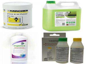 Аксессуары для пылесосов: химия для улучшения чистки