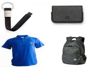 Аксессуары для Вольво: флешка, рюкзак, рубашка, чехол для смартфона