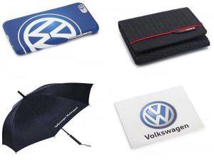 Аксессуары Фольксваген: чехол для смартфона, кошелёк, зонт, коврик для мыши