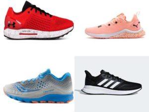 Аксессуары для бега: кроссовки