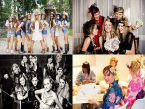 Стиль для девичника: ковбойский, японские гейши, казино «Лас-Вегас», дискотека «Чикаго»