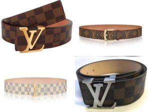 Аксессуары Louis Vuitton: мужские и женские ремни